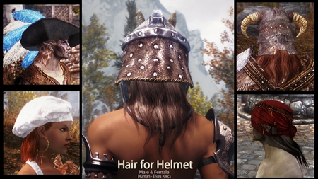 hairforhelmetMF450